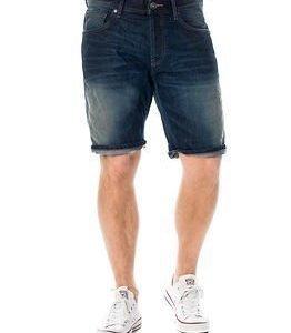 Only & Sons Avi Shorts Dark Blue Denim