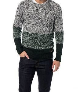 Only & Sons Ben Crew Neck Knit Darkest Spruce