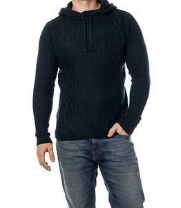 Only & Sons Benny Hoodie Knit Night Sky