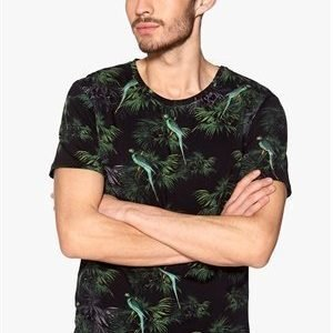 Only & Sons Birdy O-neck Tee Black