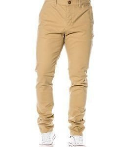 Only & Sons Cale Chino Tapered Cornstalk
