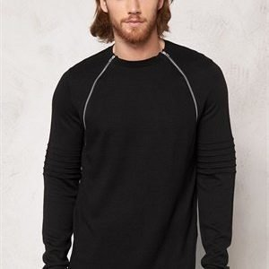 Only & Sons Crew neck knit Black