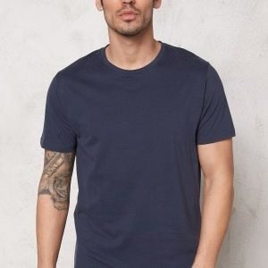 Only & Sons Curved Reg O-Neck Mood Indigo