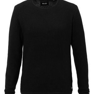 Only & Sons Dan Crew Neck Knit Black
