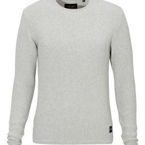 Only & Sons Dan Crew Neck Knit Oatmeal