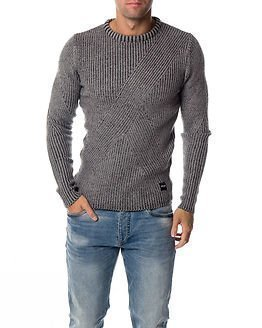 Only & Sons Dane Crew Neck Knit Griffin