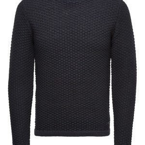 Only & Sons Doc Crew Neck Knit Dark Navy