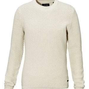 Only & Sons Doc Crew Neck Knit Oatmeal