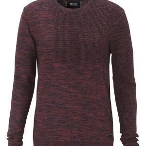 Only & Sons Duncan Crew Neck Knit Rosewood