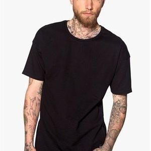 Only & Sons Edmund O-neck Tee Black