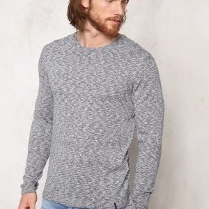 Only & Sons Esben Crew Neck Knit Mood Indigo