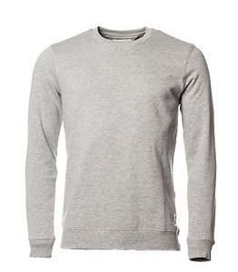 Only & Sons Fana Crew Light Grey Melange