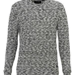 Only & Sons Felicito Knitted Crewneck Black