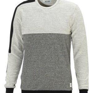 Only & Sons Fennel Crew Neck Light Grey Melange
