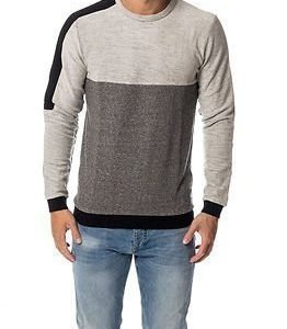 Only & Sons Fennel Crew Neck Light Grey Melange