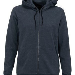 Only & Sons Fiske Zip Hoodie Dark Navy