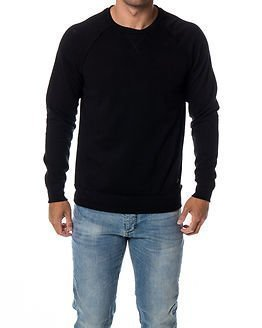 Only & Sons Frede Crew Neck Black
