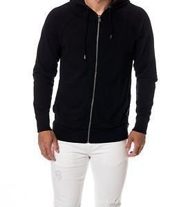 Only & Sons Frede Zip Hood Black