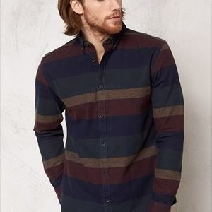 Only & Sons Frici LS shirt Night Sky