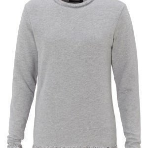 Only & Sons Frode Crew Neck Medium Grey Melange
