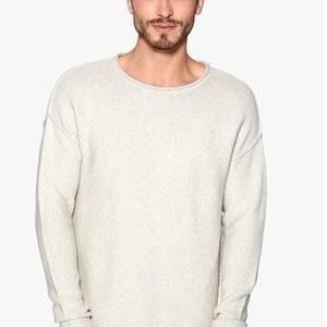 Only & Sons Galliard knit sweater Oatmeal
