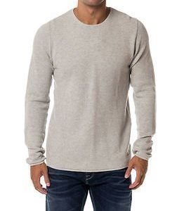 Only & Sons Gason New Crew Neck Knit Light Grey Melange