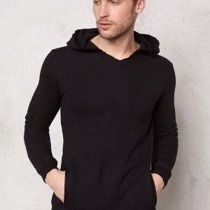 Only & Sons Harris Hoodie Black