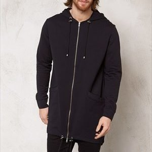 Only & Sons Haven Sweat Parka Black