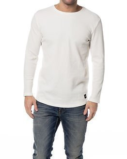 Only & Sons Henning Crew Neck Cloud Dancer