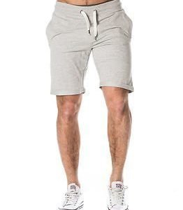 Only & Sons Huxi Sweat Shorts Light Grey Melange