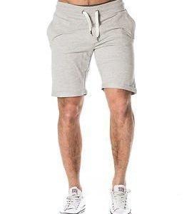 Only & Sons Huxi Sweat Shorts Light Grey Melange