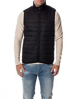 Only & Sons Jake Waistcoat Black