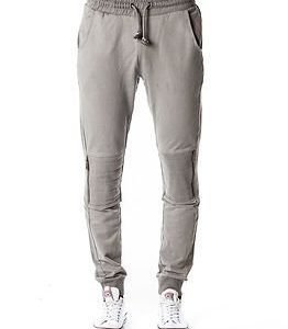 Only & Sons Jared Zip Slim Sweat Pants Black
