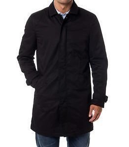 Only & Sons Jonathan Trench Coat Black