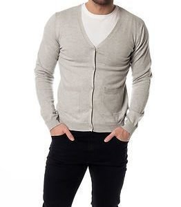 Only & Sons Jonnie Cardigan Slim Fit Knit Light Grey Melange