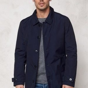 Only & Sons Jules Trench Coat Night Sky