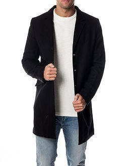 Only & Sons Julian Trench Black