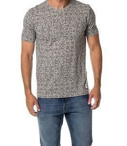 Only & Sons Kalle Fitted Tee Light Grey Melange/Black