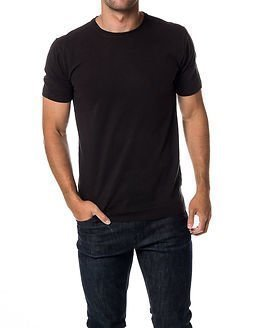 Only & Sons Kanta Organic Fitted Tee Raven