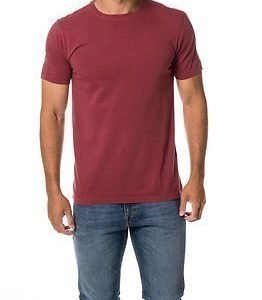 Only & Sons Kanta Organic Fitted Tee Rosewood