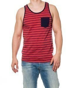 Only & Sons Loman Tank Top Cranberry