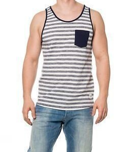 Only & Sons Loman Tank Top Star White