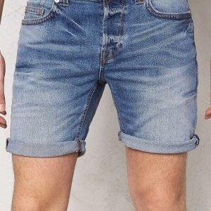 Only & Sons Loom Shorts 3345 Medium Blue Denim