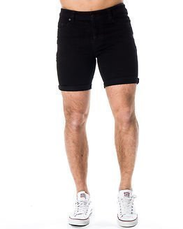 Only & Sons Loom Shorts Black