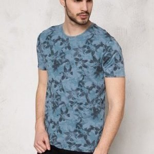Only & Sons Mang o-neck Aegean blue