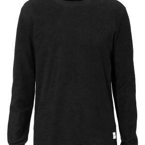 Only & Sons Naman ls Crew Neck Black