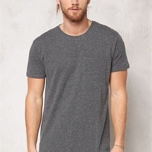 Only & Sons Nappy long o-neck Black