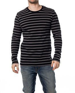 Only & Sons Newmar Crew Neck Black