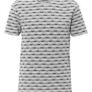 Only & Sons Noah Fitted Tee Light Grey Melange