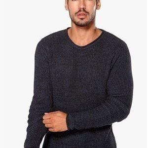 Only & Sons Sato crew neck Dress blue
